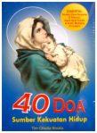 40 Doa Sumber Kekuatan Hidup