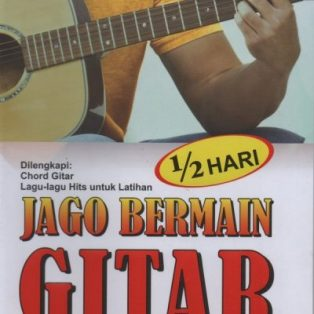 1/2 HARI JAGO BERMAIN GITAR