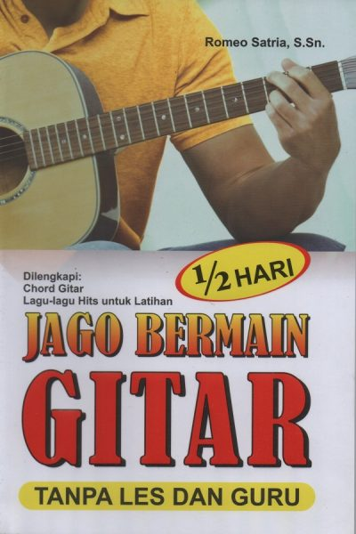 Rahasia Jago Main Gitar