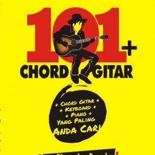 101+ Chord Gitar