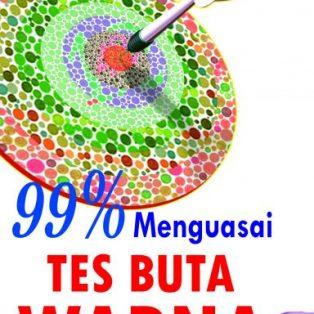 99% Menguasai Tes Buta Warna