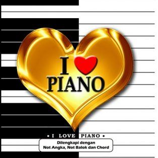I Love PIANO Jilid 1